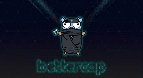 Install MITM Attack Framework BetterCAP