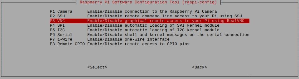 Raspberry Pi Remote Login with VNC VNC
