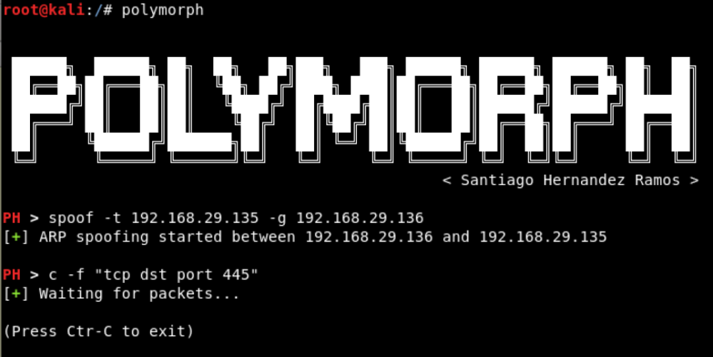 Real Time Manipulation Framework Polymorph
