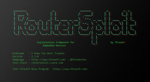 How To Install Routersploit On Kali