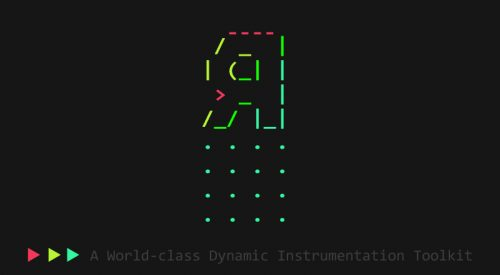 Dynamic Instrumentation Toolkit – Frida
