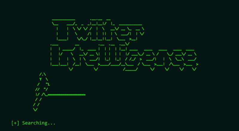 Twitter Intelligence OSINT Project – Twitter Intelligence