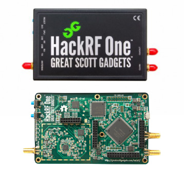 HackRF One Features