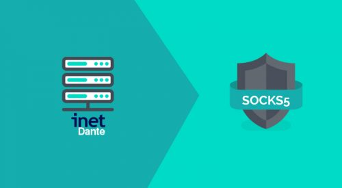 Dante SOCKS5 Proxy Server Setup
