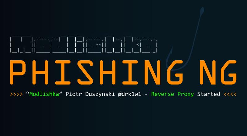 Modlishka: Powerful  Reverse Proxy [Phishing NG, Bypassing 2FA]