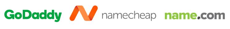 Domain Name Hierarchy: Registrar Examples
