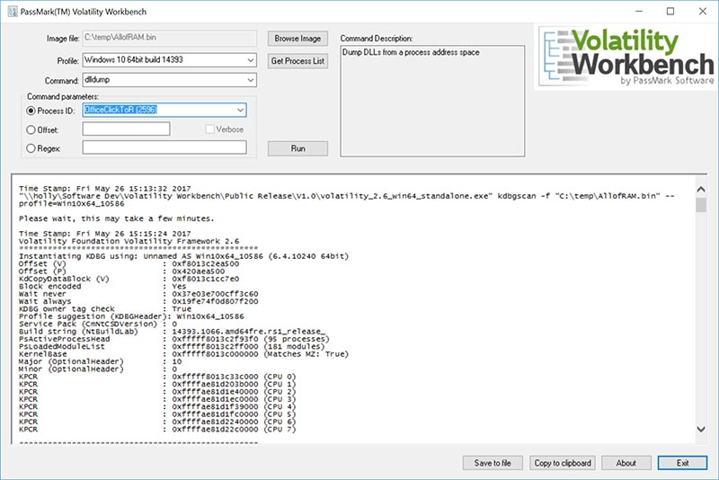 Volatility Workbench GUI