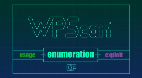 WPScan Usage Example [Enumeration + Exploit]