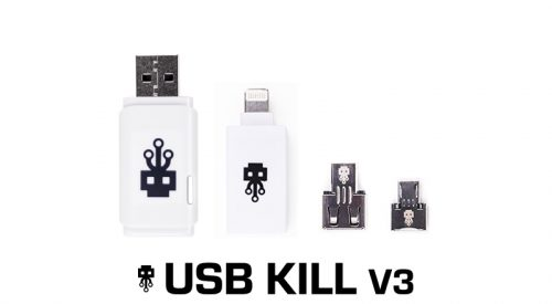 USB Killer V3 [Standard & Anonymous]