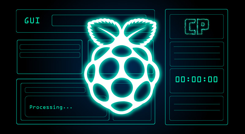 Building Raspberry Pi GUI